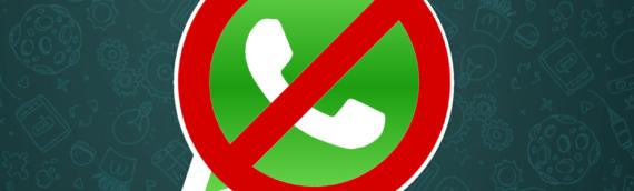 ¿Por qué puede haberse bloqueado la cuenta de WhatsApp de Podemos y la de otros partidos no?
